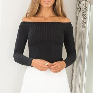 New off-the-shoulder short jacket k..