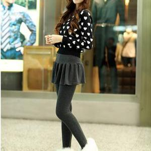 Autumn paragraph cotton stereo midl..