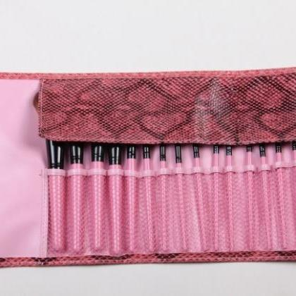 Beautiful 15PCS Makeup Brushes Tool..