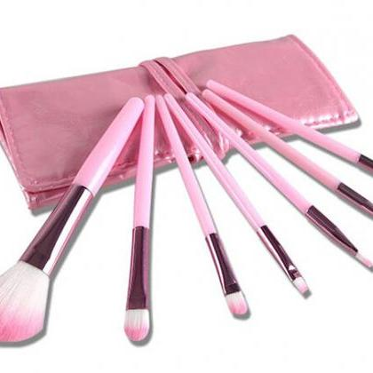 Good Pink 7pcs/Set Natural Makeup B..