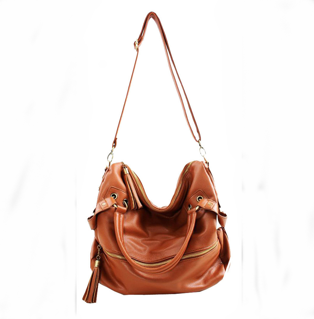 New Tassel Leather Handbag Cross Body Shoulder Bag &Handbag on Luulla
