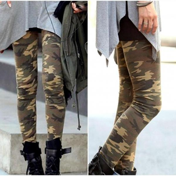 Military Style Leggings
