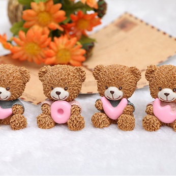 LOVE bear ornaments is a special gift for expression of love gift